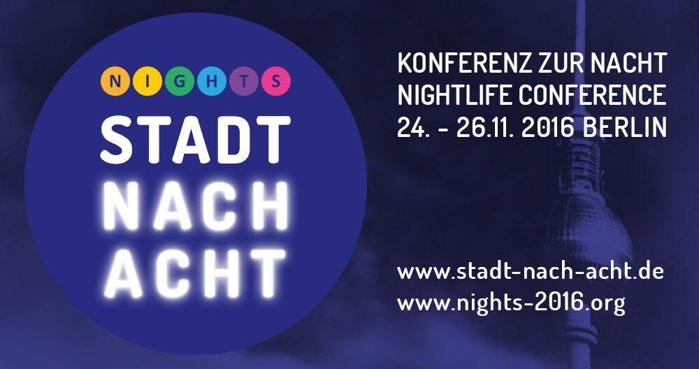 Berichterstattung zur Nights Konferenz & BEST